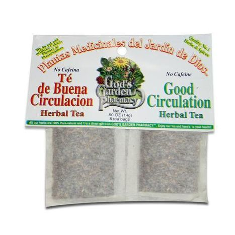 Buy god 39 s garden pharmacy good circulation tea online mercato for God s garden pharmacy