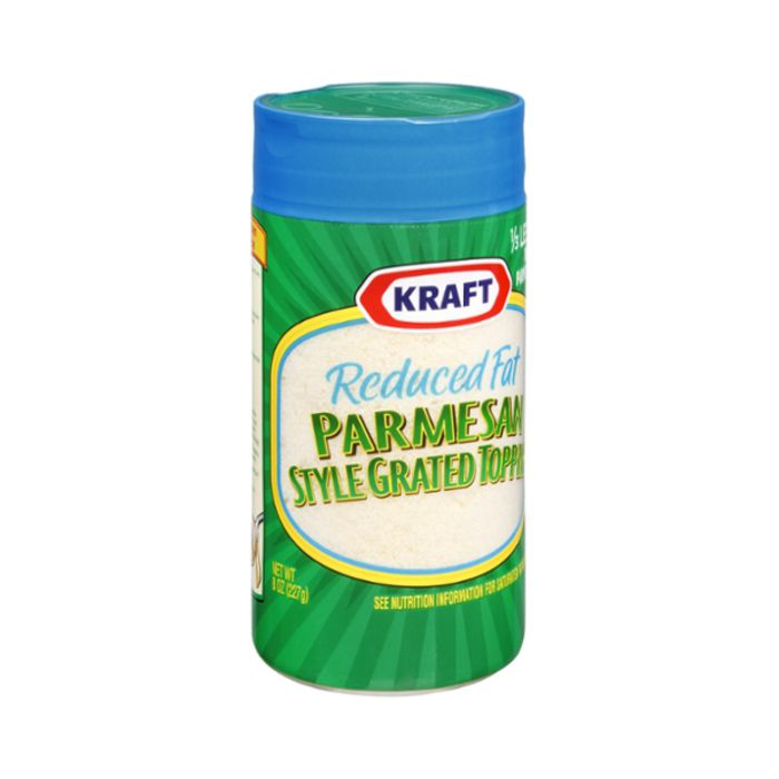 buy kraft cheese style grated topping parme online