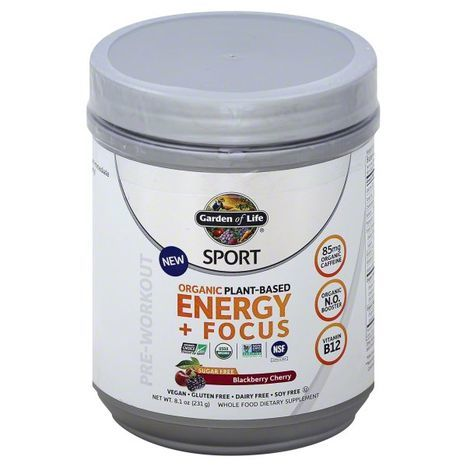 Buy garden of life sport energy focus orga online mercato for Garden of life energy and focus