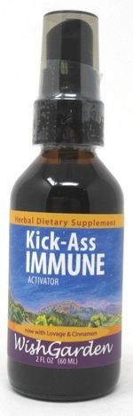 Are kick ass immune activator obvious