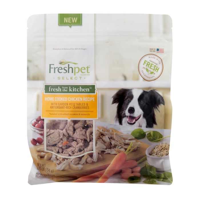 Buy Freshpet Select Dog Food Fresh From The K... Online