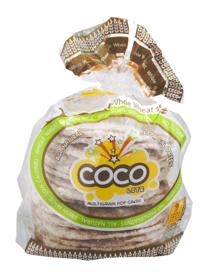 Buy Coco Lite Pop Cakes Multigrain Whole Wh Online