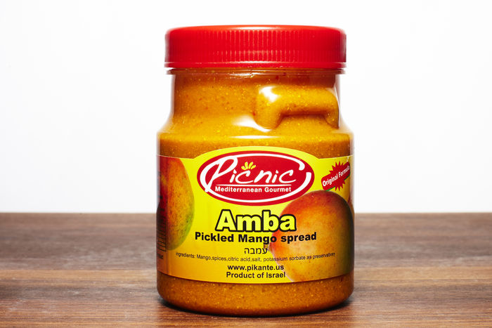 Buy Picnic Amba Pickled Mango Spread Online Mercato