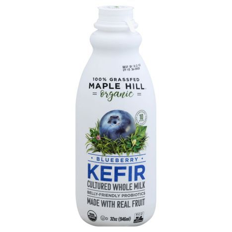 Buy Maple Hill Organic Blueberry Whole Milk K Online