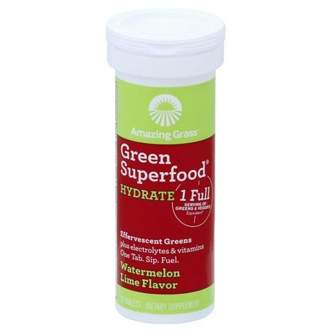 Buy Amazing Grass Green Superfood Hydrate W Online