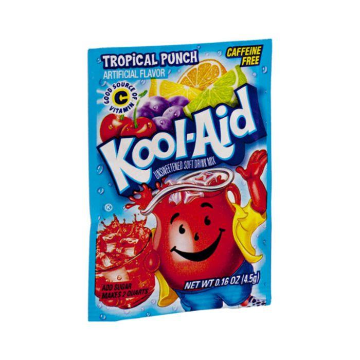 Buy Kool Aid Drink Mix, Unsweetened, Tropical... Online