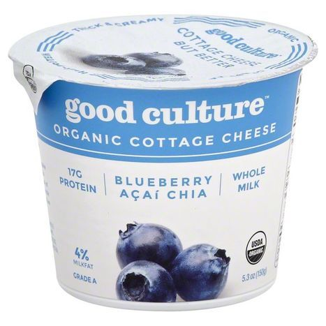 Buy Good Culture Cottage Cheese Organic 4 Online