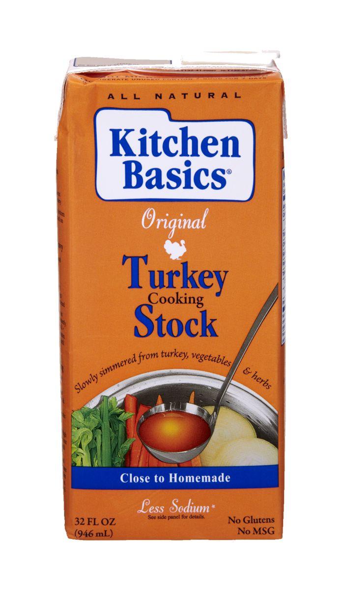Kitchen Basics Turkey Cooking Stock at Paisanos Butcher Shop - Mercato