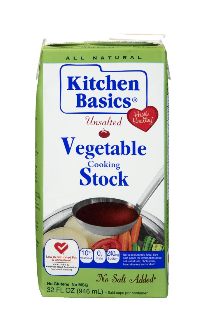 Kitchen Basics Vegetable Cooking Stock at Farmers Pride Produce ...