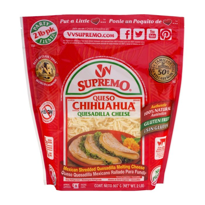 chihuahua cheese where to buy buy supremo cheese chihuahua shredded quesa online 2816