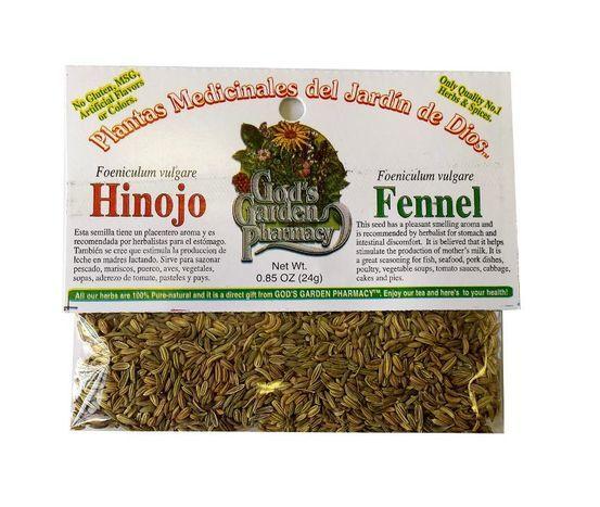Buy god 39 s garden pharmacy fennel tea online mercato for God s garden pharmacy