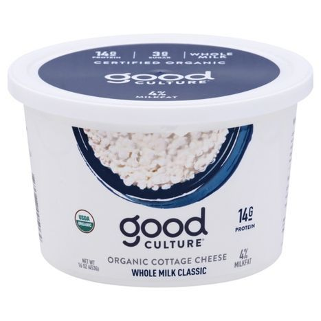 Buy Good Culture Cottage Cheese Organic Who Online