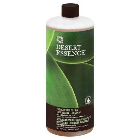 Buy Desert Essence Face Wash Thoroughly Clea Online