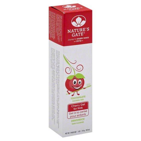 Buy Nature S Gate Toothpaste Cherry Gel For K Online