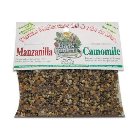 Buy god 39 s garden pharmacy chamomile tea online mercato for God s garden pharmacy