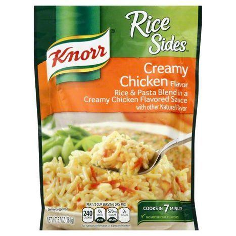 Buy Knorr Rice Sides Rice Amp Pasta Blend Crea Online