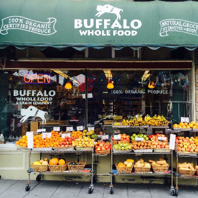 Buffalo Whole Food And Grain Co Delivery Or Pickup In San Francisco Ca